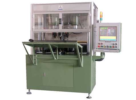 Automatic Three Points Type Hollow Tube Straightening Machine