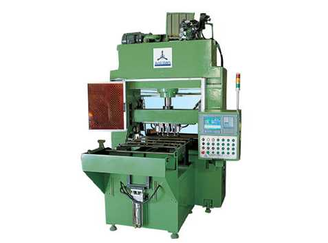 Machine Product - Bar Straightening Machine