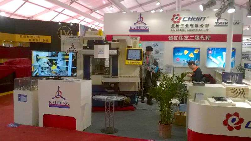 CIMT 2015 Exhibition Information of KaiHung Machinery